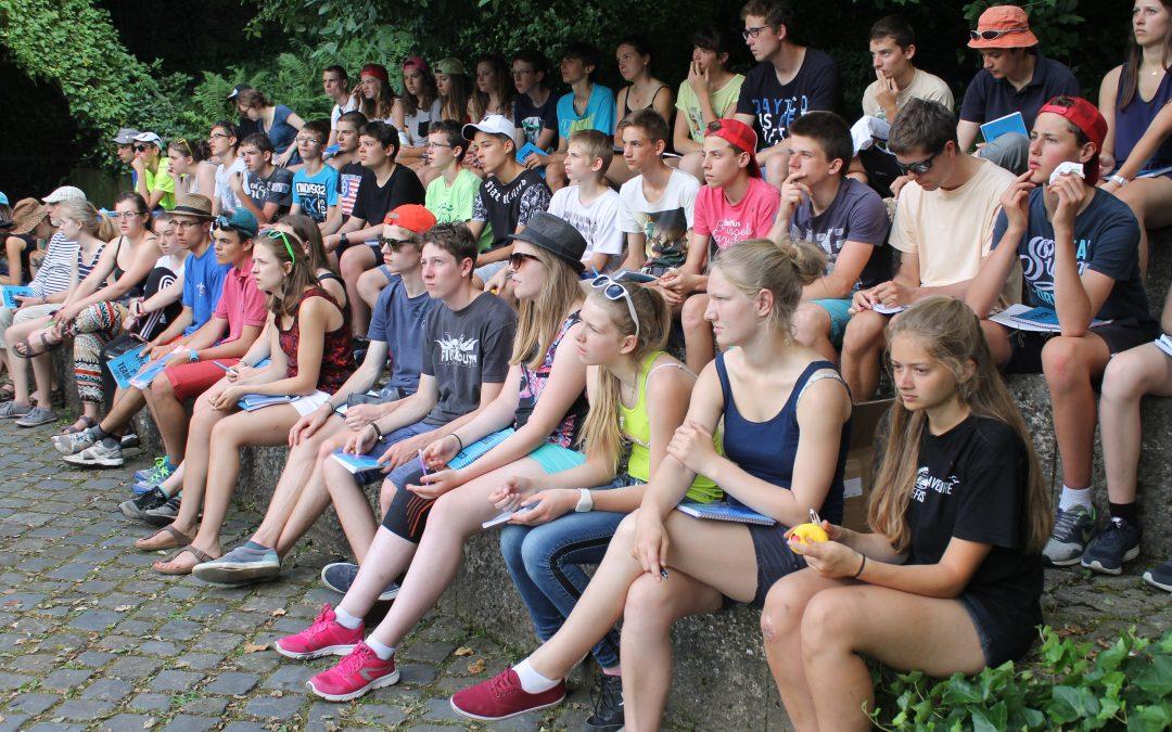Samedi 09.07 : Jour de repos à Würzburg
