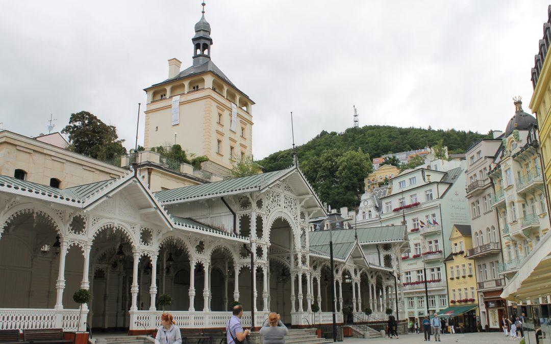 Vendredi 15.07 : Jour de repos à Karlovy Vary
